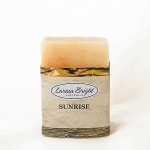 Larissa Bright Sunrise Soap