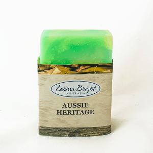 Larissa Bright Aussie Heritage Soap