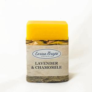 Larissa Bright Lavender & Chamomile Soap
