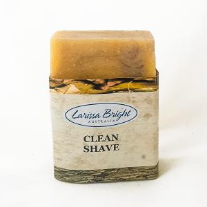 Larissa Bright Clean Shave Soap